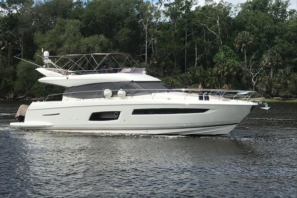 58' Prestige 550 2015 | Higher Powered Ii