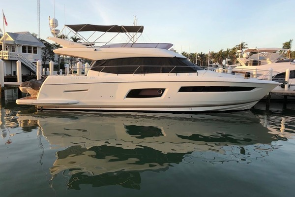 Picture Of: 58' Prestige 550 2015 Yacht For Sale | 3 of 48