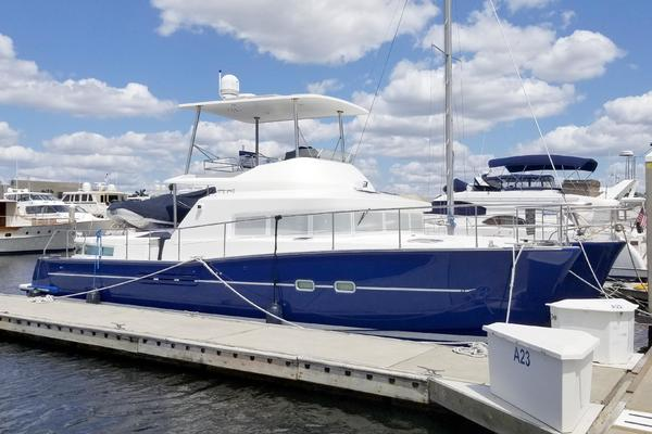 43-ft-Lagoon-2004-43 Power Catamaran MY-Seananigans Fort Myers Florida United States  yacht for sale