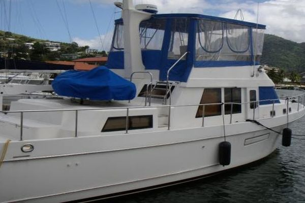 Picture Of: 45' Ocean Alexander Motor 2005 Yacht For Sale | 1 of 20