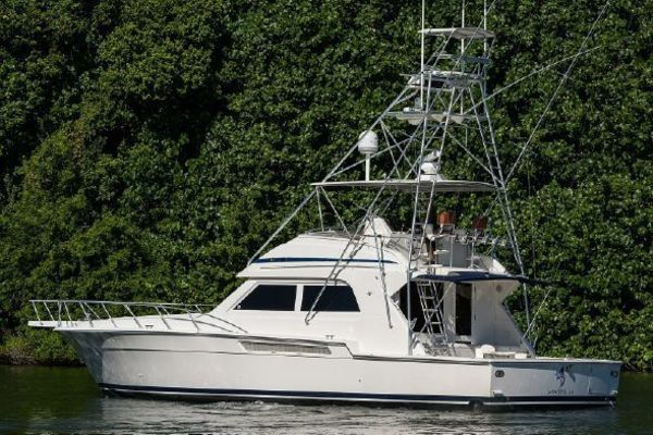 Picture Of: 54' Bertram 54 1997 Yacht For Sale | 3 of 72