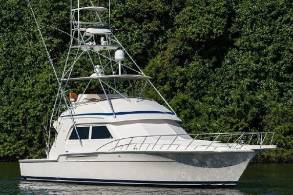 Picture Of: 54' Bertram 54 1997 Yacht For Sale | 4 of 72