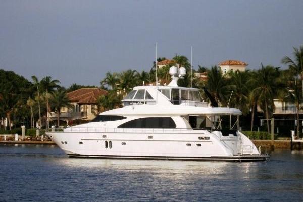 73' Horizon Motor Yacht 2006 |