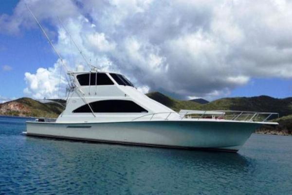 62' Ocean Yachts Super Sport 2002   Sea Dance