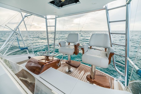 2013 F&S 50' Custom Carolina with Seakeepers Epiphany | Picture 2 of 63