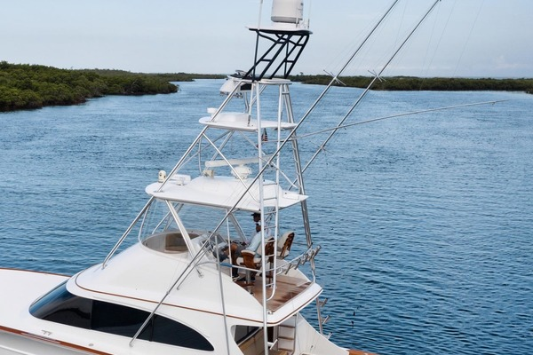 2013 F&S 50' Custom Carolina with Seakeepers Epiphany | Picture 4 of 63