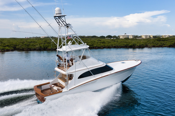 Picture Of: 50' F&S Custom Carolina with Seakeepers 2013 Yacht For Sale | 1 of 63
