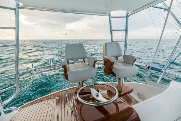 2013 F&S 50' Custom Carolina with Seakeepers Epiphany | Picture 1 of 63