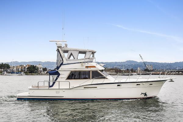56' Hatteras Seakeeper 1977 | Hank