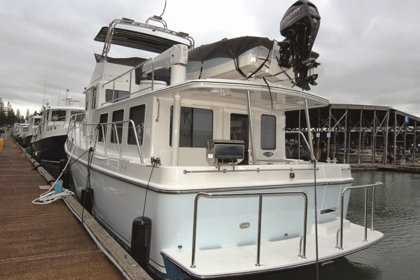 Picture Of: 48' American Tug 485 2015 Yacht For Sale | 2 of 102
