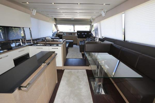 2017 Prestige 68' Motoryacht Second Thoughts | Picture 7 of 33