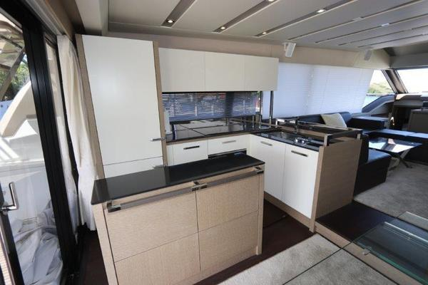 2017 Prestige 68' Motoryacht Second Thoughts | Picture 8 of 33