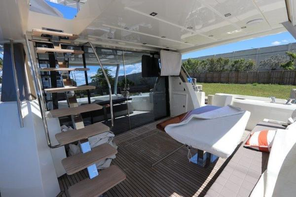 2017 Prestige 68' Motoryacht Second Thoughts | Picture 6 of 33