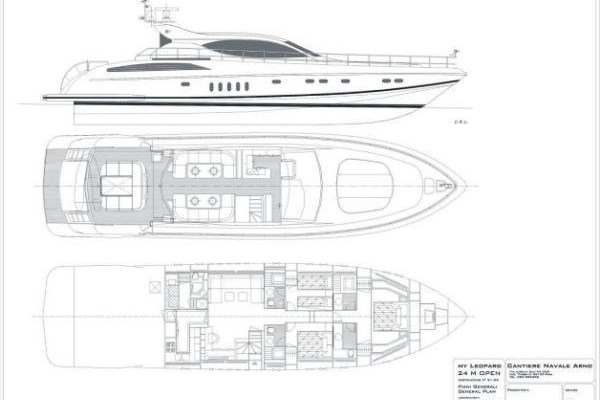 Picture Of: 78' Arno Leopard 24 2005 Yacht For Sale | 4 of 24