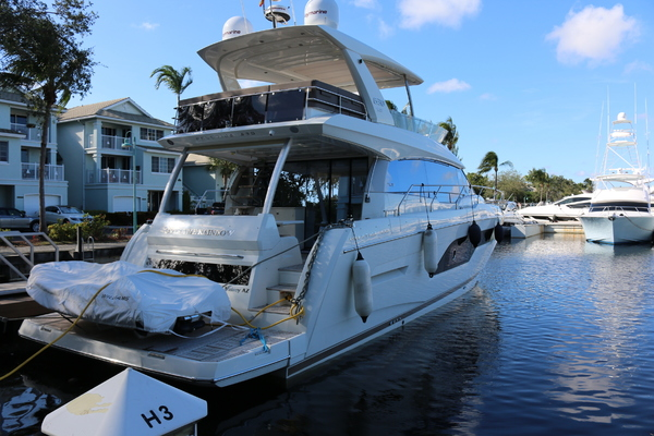 Picture Of: 62' Prestige 630 2018 Yacht For Sale | 3 of 97