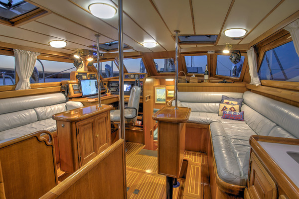 Picture Of: 75' Little Harbor Custom 75 1991 Yacht For Sale | 3 of 26