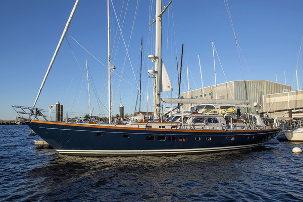 Picture Of: 75' Little Harbor Custom 75 1991 Yacht For Sale | 2 of 26