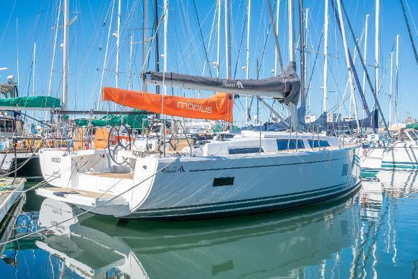 Picture Of: 38' Hanse 388 2018 Yacht For Sale | 1 of 14