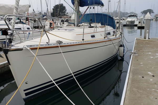 Picture Of: 34' Hanse 341 2004 Yacht For Sale | 2 of 18