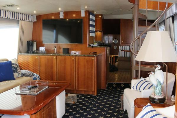 2006 Ocean 65' Odyssey EL SEA | Picture 4 of 66