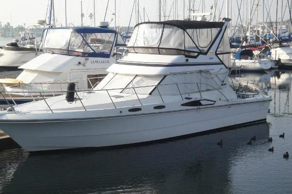Picture Of: 44' Vantare Convertible Sportfishermannn 1988 Yacht For Sale | 1 of 32