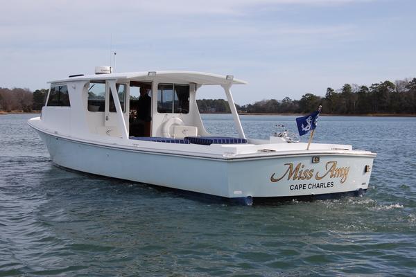 40' Chesapeake 40 Gloucester Marine Bay Deadrise 1983 | Miss Amy
