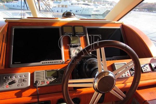 2008Tiara 60 ft 5800 Sovran   SLOWLY FOUR
