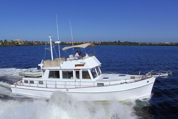 Picture Of: 46' Grand Banks 46 Classic 2002 Yacht For Sale | 3 of 63