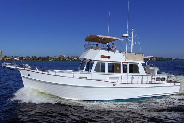 46-ft-Grand Banks-2002-46 Classic-Soft Landing PALMETTO Florida United States  yacht for sale