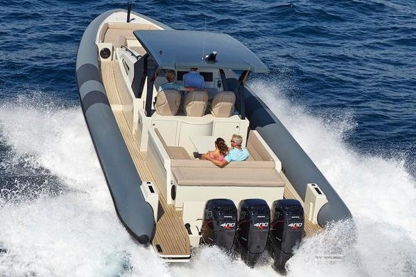 Picture Of: 50' Chaser Yachts  500R Chaser Yachts 2019 Yacht For Sale | 4 of 14