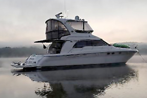 51' Sea Ray 480 Sedan Bridge 2003 | Moondance