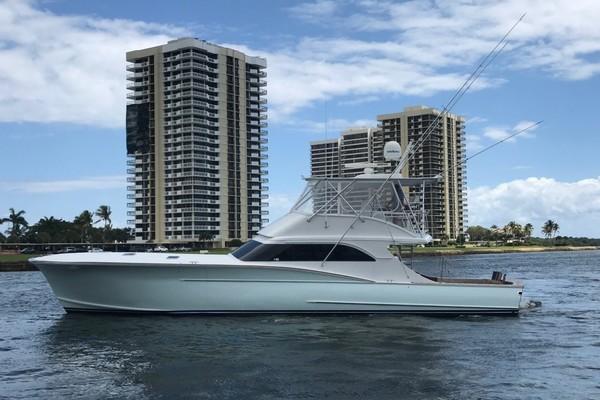 67-ft-Custom Carolina-2007-- Palm Beach Florida United States  yacht for sale