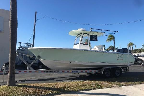 25-ft-Sea Hunt-2018-Gamefish-25 Sea Hawk Stuart Florida United States  yacht for sale