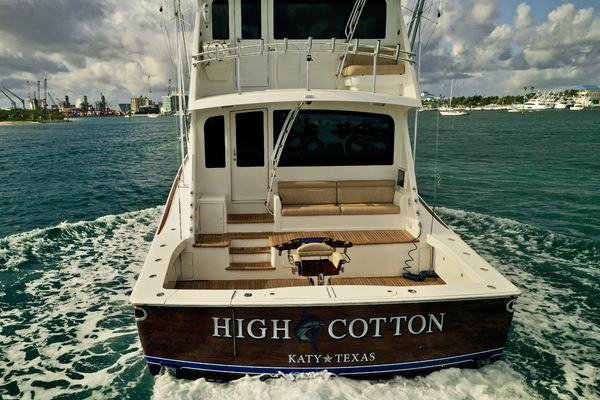 2010 Viking 76' 76 Convertible High Cotton | Picture 5 of 61