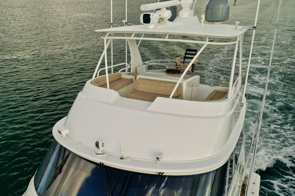 2010 Viking 76' 76 Convertible High Cotton | Picture 2 of 61