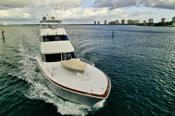 2010 Viking 76' 76 Convertible High Cotton | Picture 1 of 61