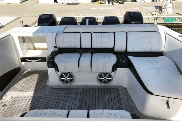 Picture Of: 42' Cigarette 42 Huntress 2012 Yacht For Sale | 4 of 13