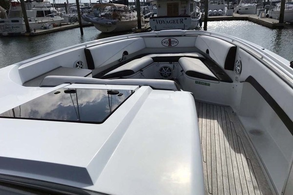Picture Of: 42' Cigarette 42 Huntress 2012 Yacht For Sale | 2 of 13
