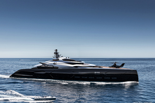 Read More Of: 2024 Custom 360  Motor Yachts