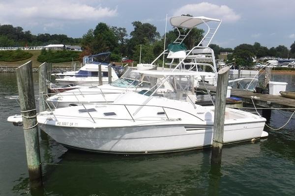 30' Pursuit 3000 Offshore 2001 | Chesapeake