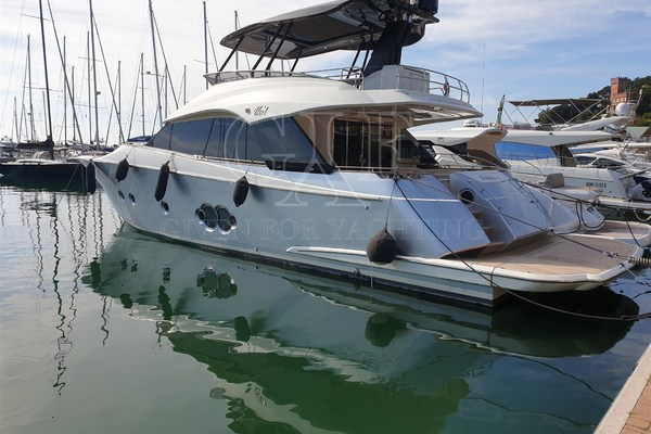 Picture Of: 65' Monte Carlo MCY 65 2016 Yacht For Sale | 1 of 24