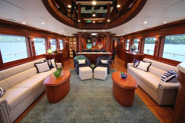 Picture Of: 108' Johnson 108 FB Custom 2016 Yacht For Sale | 2 of 110