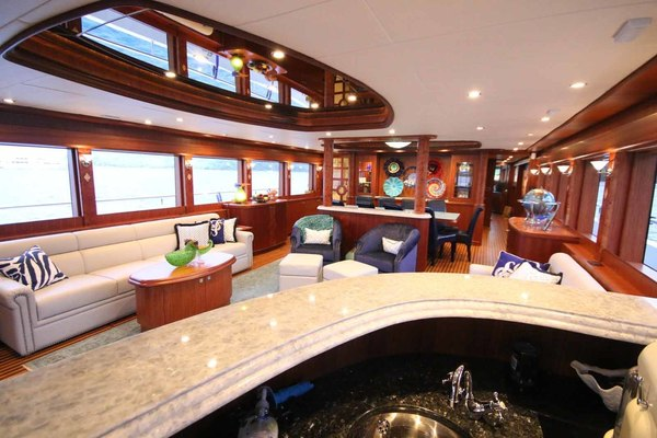 Picture Of: 108' Johnson 108 FB Custom 2016 Yacht For Sale   4 of 110
