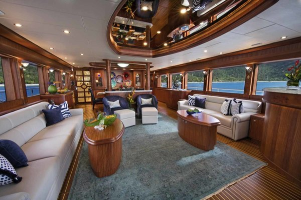 Picture Of: 108' Johnson 108 FB Custom 2016 Yacht For Sale | 3 of 110