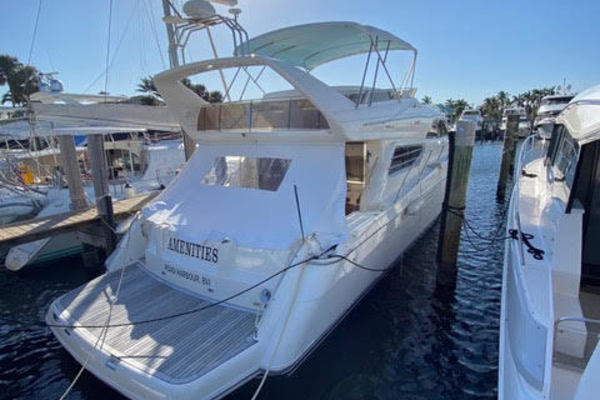 Picture Of: 60' Viking Princess Sport Cruiser 2000 Yacht For Sale | 4 of 35