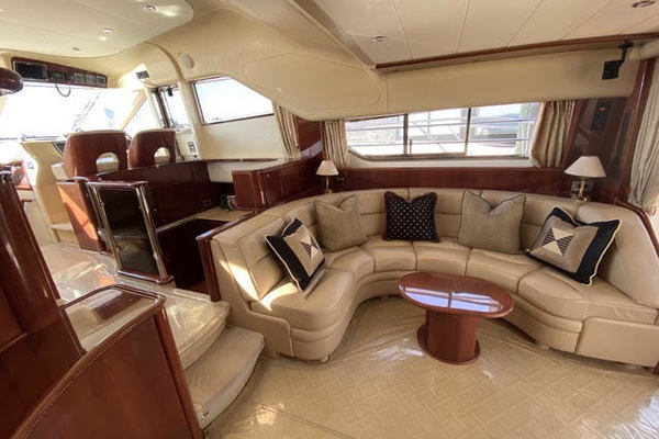 2000Viking Princess 60 ft Sport Cruiser   Amenities