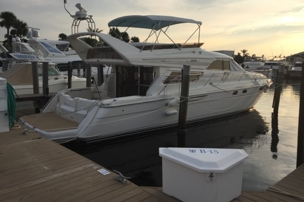 Picture Of: 60' Viking Princess Sport Cruiser 2000 Yacht For Sale | 2 of 35