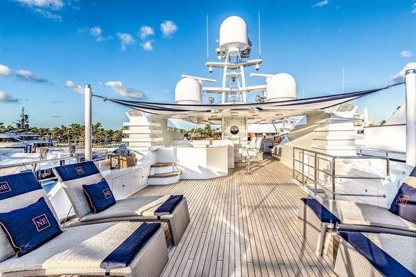 1992 Feadship 140 ft Mega Yacht - Never Enough
