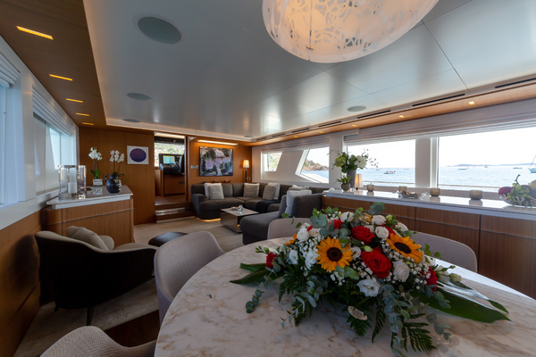 2016Cantiere Delle Marche 86 ft Nauti Air 86   Rosey