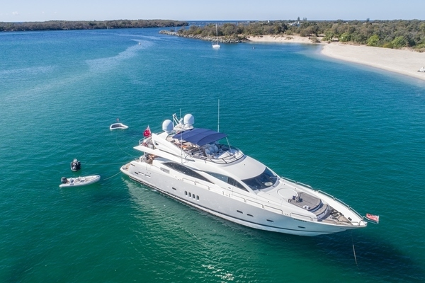 Picture Of: 94' Sunseeker 94 Yacht 2005 Yacht For Sale | 3 of 25